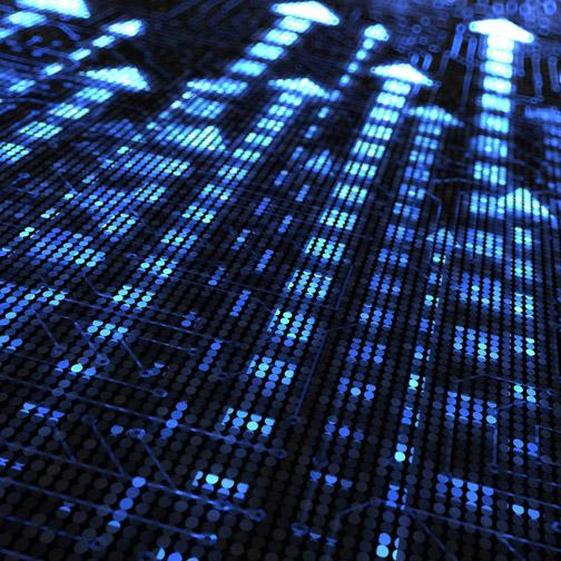Digital representation of master data management in motion